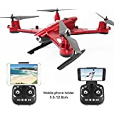 Goolsky FQ777 FQ02W 720P HD Camera Wifi FPV Foldable Transform Robot Shape 2.4G 4CH 6-Axis Gyro G-Senseor Selfie Drone RTF Quadcopter