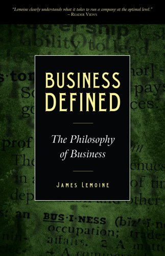 Download Business Defined pdf epub