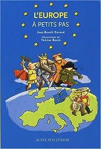 """Afficher """"L'Europe à petits pas"""""""