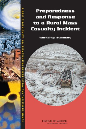 Preparedness and Response to a Rural Mass Casualty Incident: Workshop Summary (Forum on Medical and Public Health Preparedness for a Catastrophic Events)
