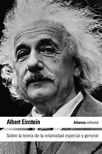 Sobre la teoría de la relatividad especial y general par Einstein