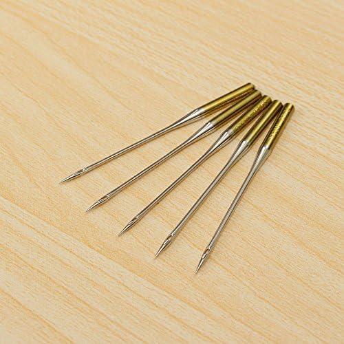 Raza Juego de agujas de coser Agujas para máquina de coser Super ...