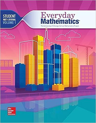 Everyday Mathematics 4 Grade 4 Student Math