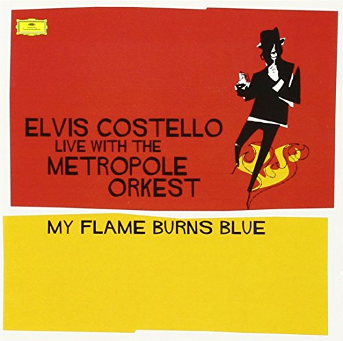 Elvis Costello - My Flame Burns Blue [2 Cd] - Zortam Music