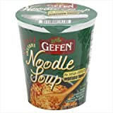 Gefen Cakes, Gefen No Msg Veg Noodle Soup, 2.3-Ounce (Pack of 12)
