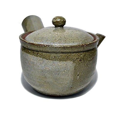 Shigaraki Pottery G5-2708 Kyusu Teapot Tsuchi no Oto Earth Color(Japan Import)