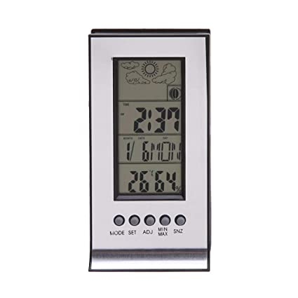Amazon.com : King Boutiques Garden Thermometers Wireless ...
