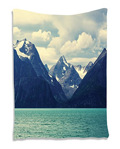 Tapestry Ambesonne Mountains Coastline Accessories