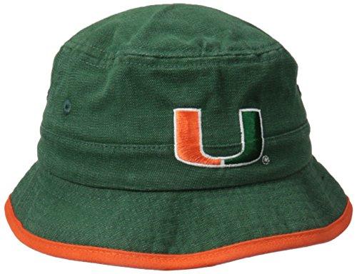 Outerstuff NCAA Children Boy's Team Bucket Hat, Dark Green, 1-Size ()