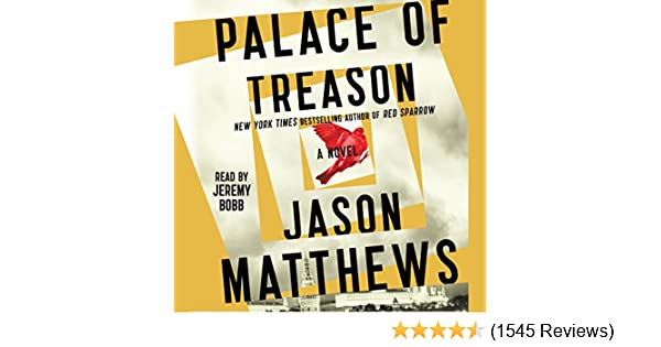 Amazon com: Palace of Treason: A Novel (Audible Audio Edition