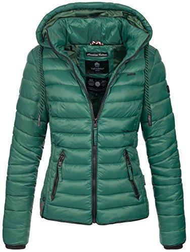 Navahoo Women's Jacket Green