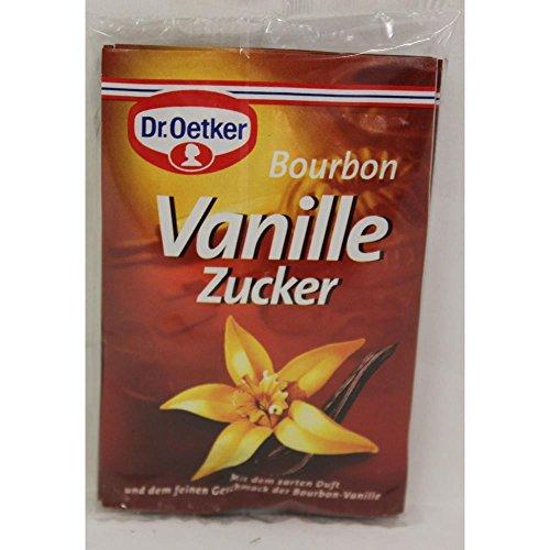Dr. Oetker Bourbon Vanilla Sugar- 3 Bags