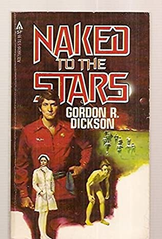 book cover of Naked to the Stars