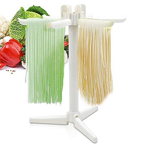 bamboo pasta drying rack - 4