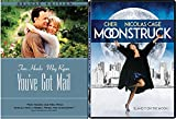 Moonstruck & You've Got Mail DVD Romantic movie Set 2 pack collection