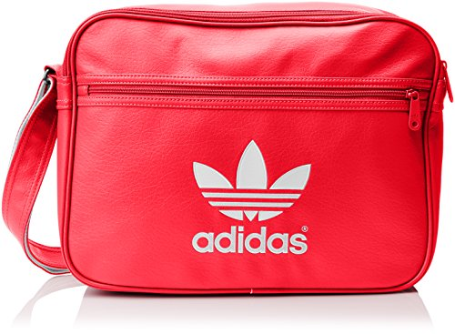 Adidas Airline Adicolor Bag - Lush Red/White, One Size