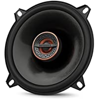 Infinity REF-5022cfx 135W 5-1/4 Reference Series Coaxial Car Speakers with Edge-driven, textile tweeters - Pair