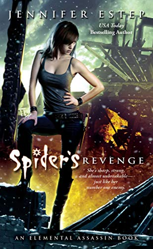 Spider's Revenge (Elemental Assassin series Book 5)]()