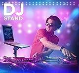 "Professional Adjustable 32.3"" – 52"" Laptop DJ"
