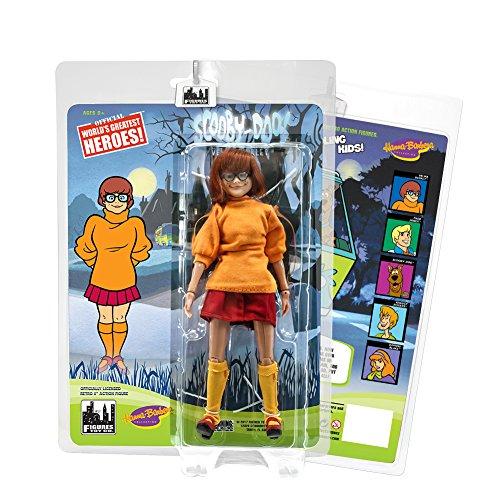 Scooby Doo Retro 8 Inch Action Figures Series: Velma]()