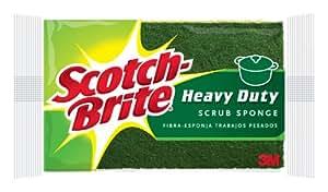 Scotch-Brite Kitchen Scrub Sponge 425, 1-Count