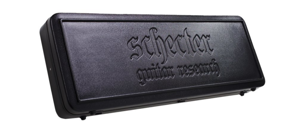 Schecter SGR-4T  Guitar Case by Schecter