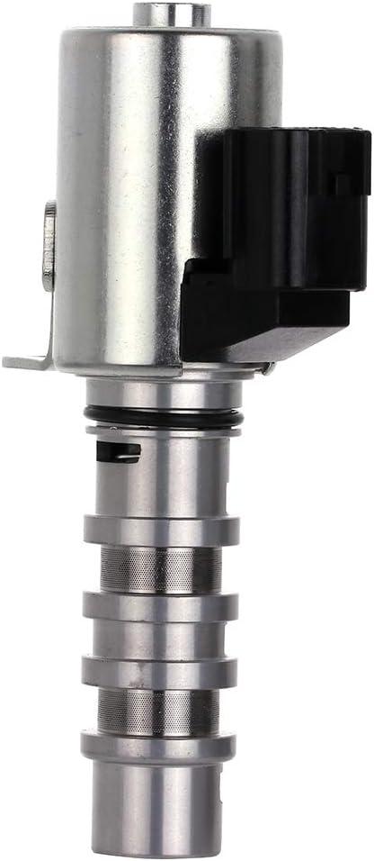 cciyu VVT Solenoids Camshaft Position Actuator Applicable for 2007-2014 Nissan Pathfinder 2011-2014 Nissan Quest 2001-2006 Nissan Sentra 2006-2014 Nissan Titan