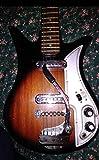 960's Rare Vintage Teisco ET-200 Electric Guitar
