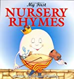 My First Nursery Rhymes, Public Domain Staff, 069401205X