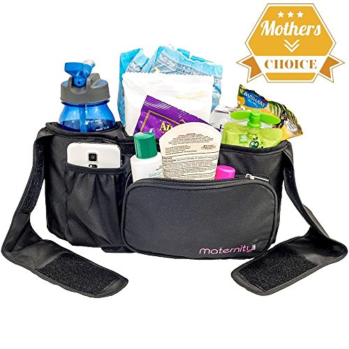 Universal Stroller Organizer By Maternity - Durable Spacious