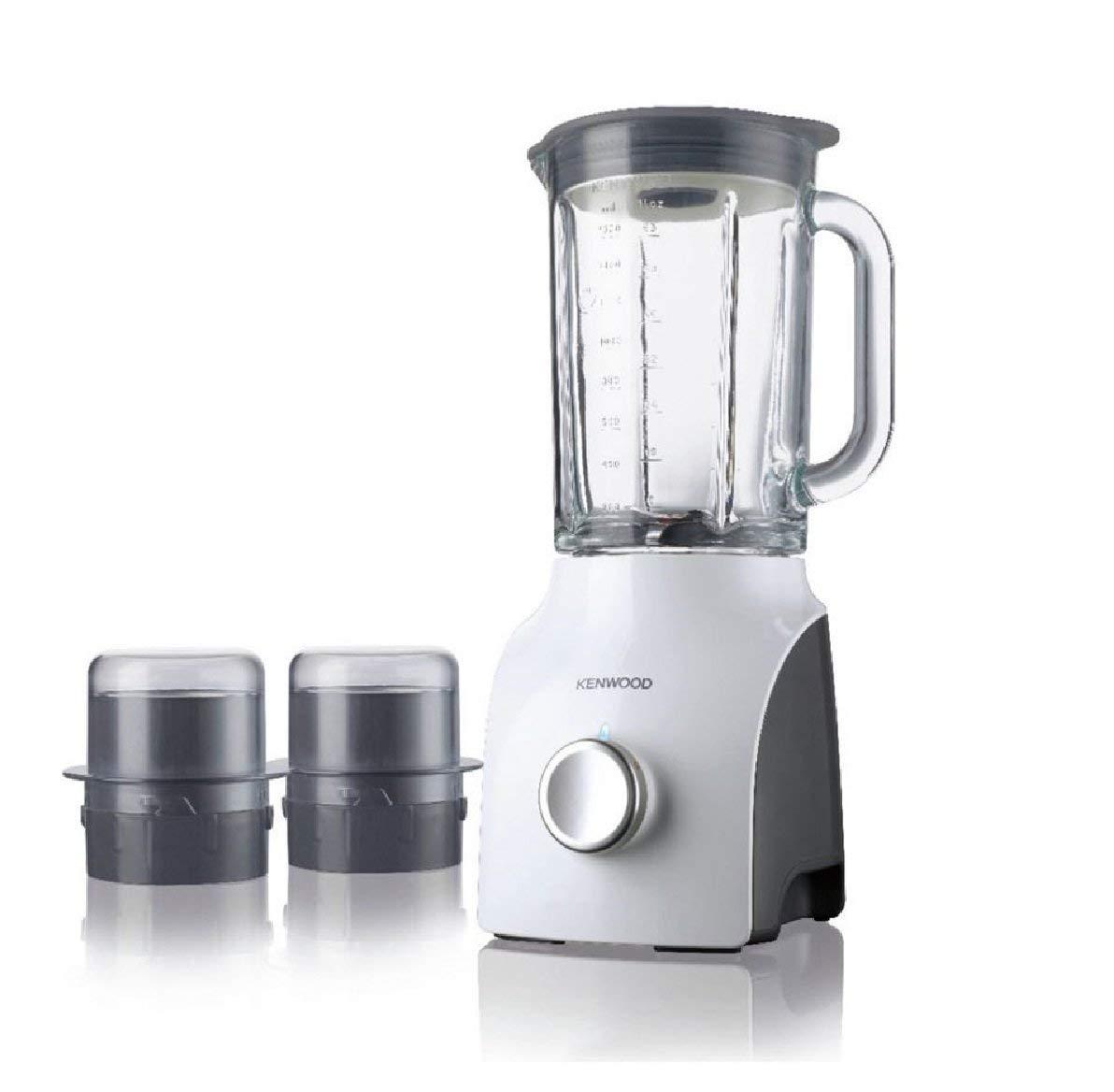 Kenwood Blend X Classic Blender, 1.5 Litre, 800 W, White BLP607