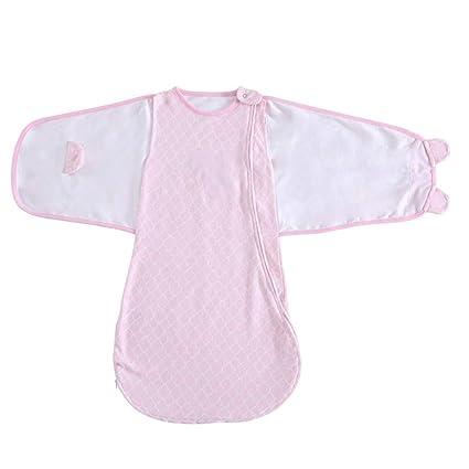 AZUO Bebé Cuatro Estaciones Saco De Dormir Envolver Prevenir Patear Edredón Algodón Bebé Mantas Materno-