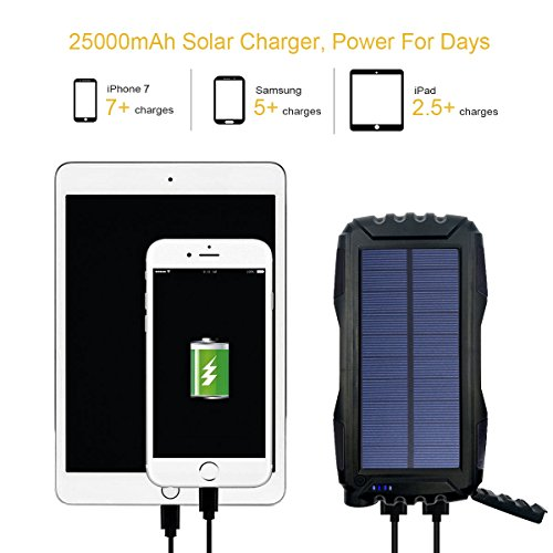 solar-charger-friengood-portable-25000mah-solar-power-bank-waterproof-solar-external-battery-pack-with-dual-usb-ports-and-flashlight-for-iphone-ipad-samsung-android-phones-and-more-black