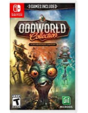 Oddworld Collection - Nintendo Switch Games and Software