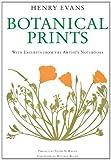 Botanical Prints, Henry Evans, 1582436371