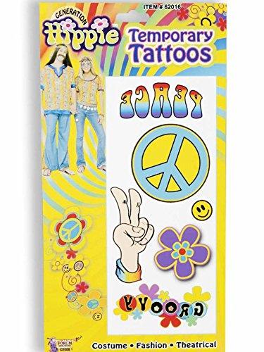 Hippie Temporary Tattoo's (Hippie Tattoos)
