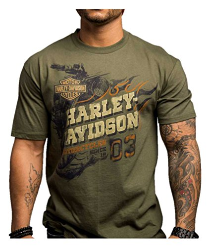 Harley Davidson Front View - 7