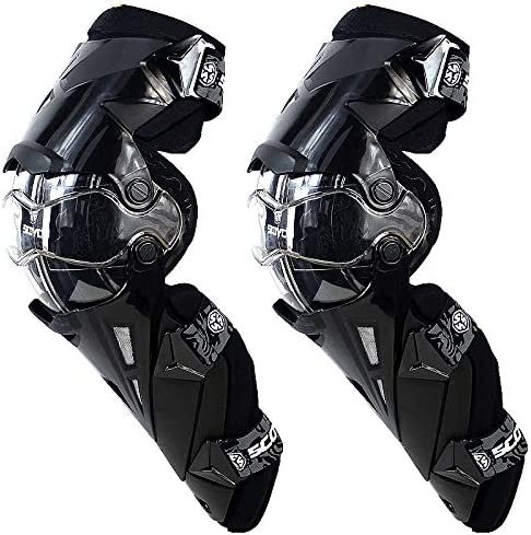 SCOYCO Racing Knee Guards