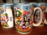 "Disneyland Resort Storybook ""Dad"" Ceramic Coffee Mug - Disney Parks Exclusive & Limited Availability offers"