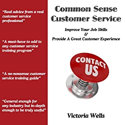 Common Sense Customer Service