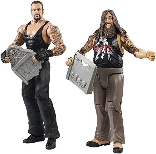 WWE Figure 2-Pack, Bray Wyatt & Undertaker]()