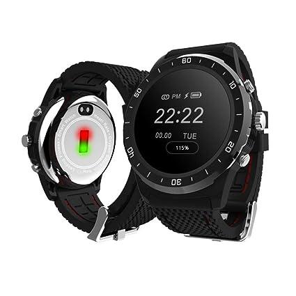 Amazon.com: WTGJZN Fiton - Reloj inteligente de pulsera ...
