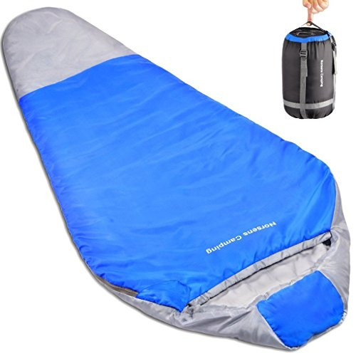 Best Cheap Sleeping Bag For Backpacking - 9