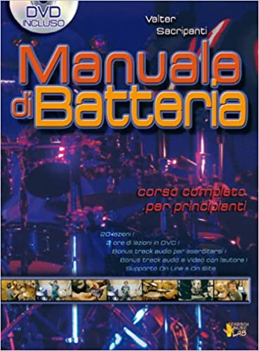 Manuale di batteria. Con DVD