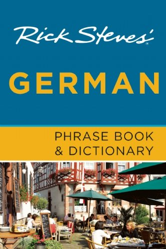 Rick Steves' German Phrase Book & Dictionary...