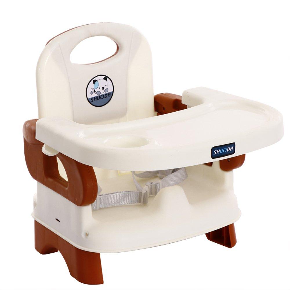TLMY 多機能の赤ちゃんの赤ちゃんのダイニングテーブルと椅子ポータブル折り畳み椅子の安全席の食事の椅子 子供用折りたたみチェア   B07GF85GPM
