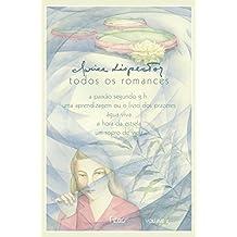 Clarice Lispector Todos os Romances - Caixa 2