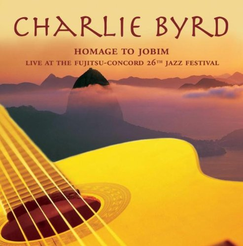 Homage To Jobim - Live At The Fujitsu-Concord Jazz Fest.