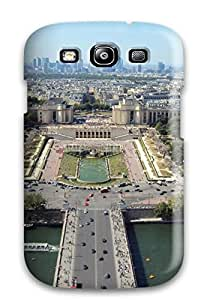 Snap-on Paris World Nature Other Case Cover Skin Compatible With Galaxy S3