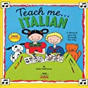 Teach Me Italian Audiobook by Judy R Mahoney Narrated by Elide Scurio